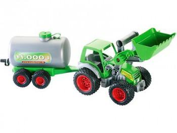 Трактор - погрузчик с цистерной Фермер-техник в коробке шт.  - 60610.jpg