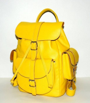 Кожаные рюкзаки и сумки оптом. По ценам производителя. - кожаный рюкзак Летта (18).JPG