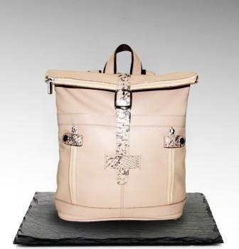 Кожаные рюкзаки и сумки оптом. По ценам производителя. - Пастила на подставке.jpg