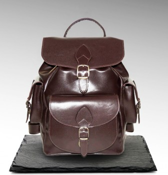 Кожаные рюкзаки и сумки оптом. По ценам производителя. - Ребека на подставке.jpg